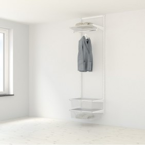 Kit dressing Classique - L60xP40 cm - blanc ELFA