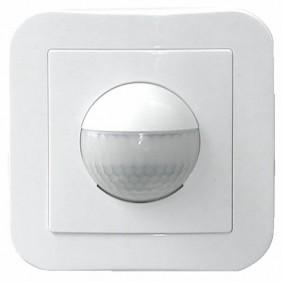 Détecteur de présence / mouvement - automatique mural 180° - Indoor BEG Luxomat