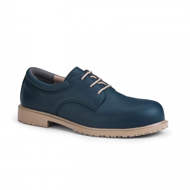 Chaussure de sécurité basse - cuir plein fleur - Kane S3 S24