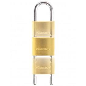 Cadenas à clé - largeur 50 mm - anse ajustable de 60 à 150 mm MASTER LOCK