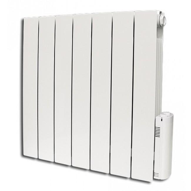Radiateur lectrique fluide caloporteur e blitz va fondital bricozor - Fixation radiateur electrique ...