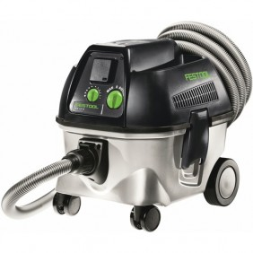 Aspirateur eau et poussières CT 17 E + kit de nettoyage FESTOOL