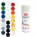 Peinture acrylique de finition - aérosol 400 ml CRC