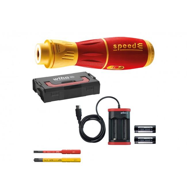 Tournevis à assistance électrique SpeedE® II WIHA