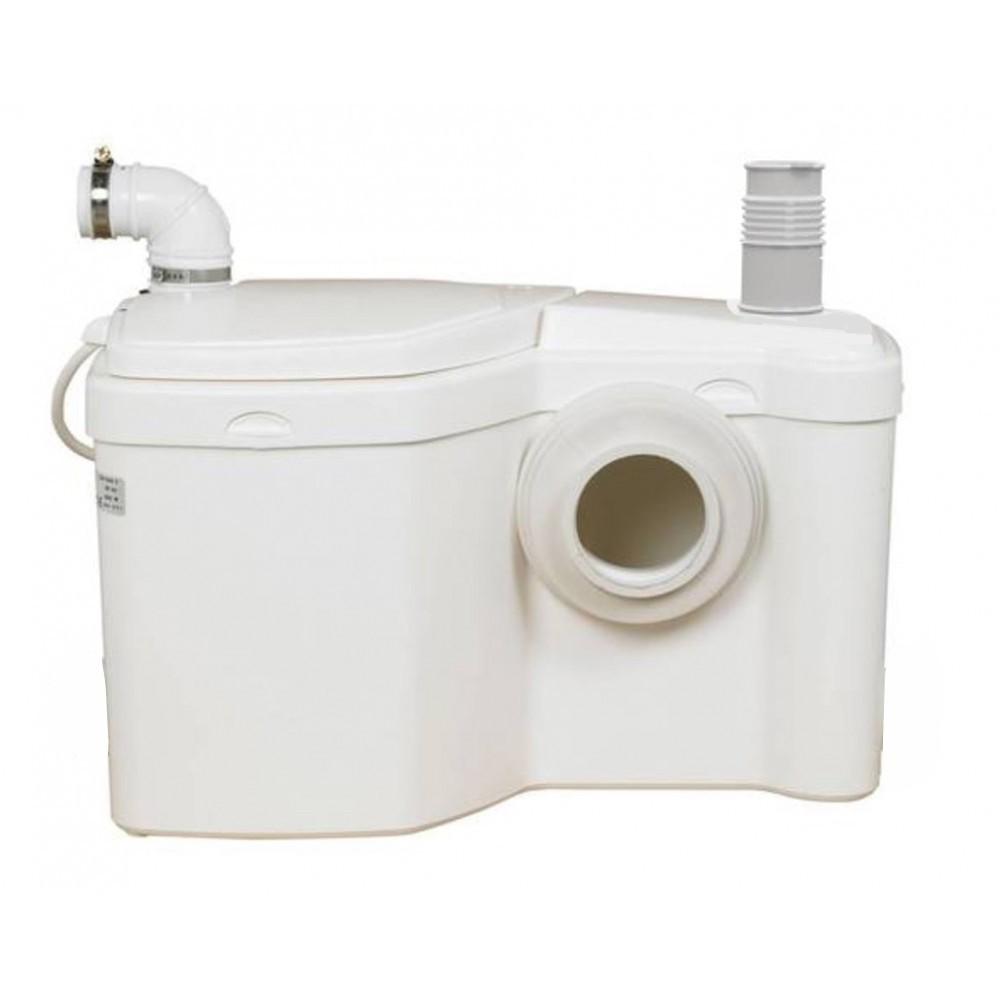 broyeur adaptable raccordement wc et lave mains w12p watermatic bricozor. Black Bedroom Furniture Sets. Home Design Ideas