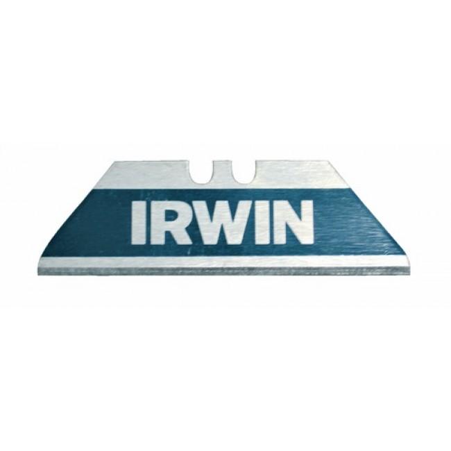 Lames pour couteaux Irwin trapèze bi-métal sécurité IRWIN