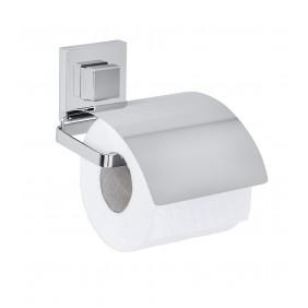 Dérouleur papier WC - Support mural - Quadro - Vacuum-Loc WENKO