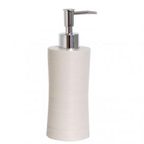 Distributeur de savon - Beige - Jaipur SPIRELLA