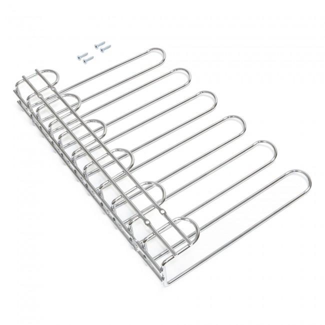 Support pour verres à pied - 5 barres - profondeur 320 mm EMUCA
