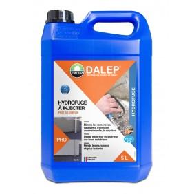 Hydrofuge à injecter - contre l'humidité ascensionnelle – professionnel DALEP