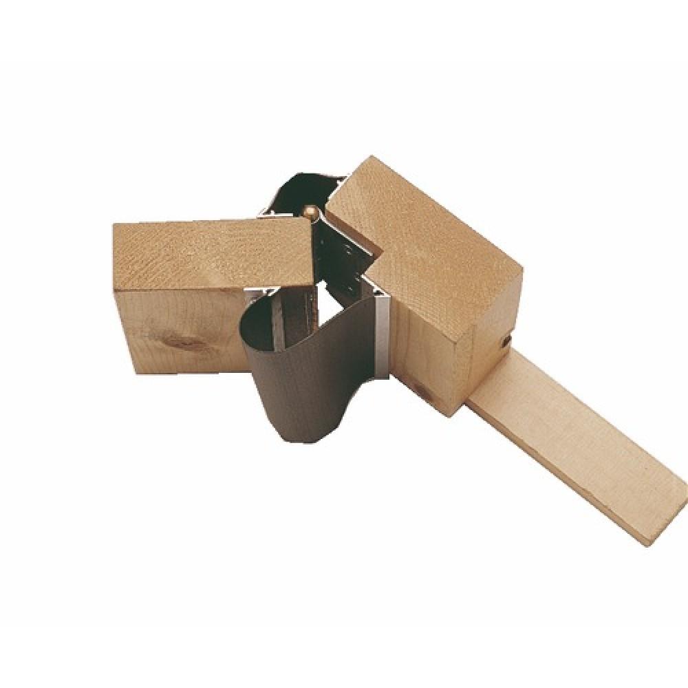 anti pince doigts pvc pour porte simple action 215 ellen bricozor. Black Bedroom Furniture Sets. Home Design Ideas