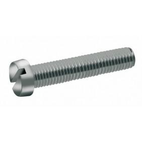Vis à métaux fendu, inox A2, tête cylindrique ACTON