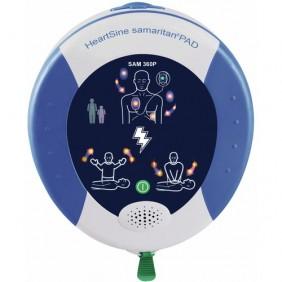 Défibrillateur automatique - assistance vocale et lumineuse - IP56 FARMOR