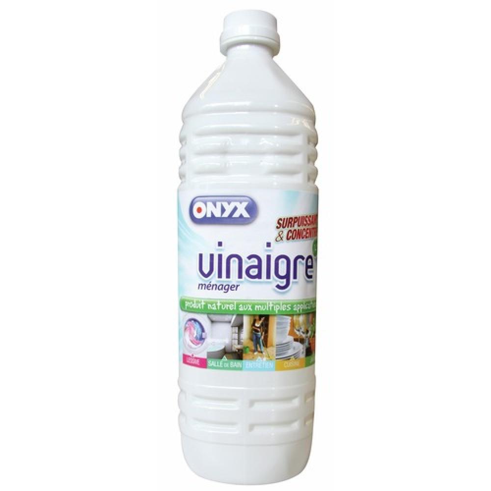 Vinaigre Blanc Dans La Machine A Laver vinaigre ménager - concentration 14° onyx sur bricozor