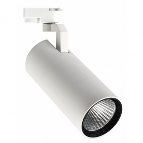 Spot LED orientable - sur rail - GunLED Oggi luce