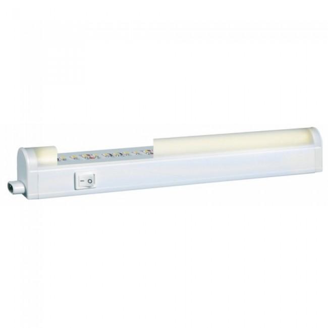Réglette LED - avec interrupteur - luminaire salle de bain - Halolite ARIC