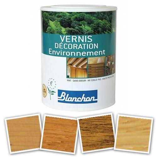 Vernis bois - sans odeur - Décoration Environnement