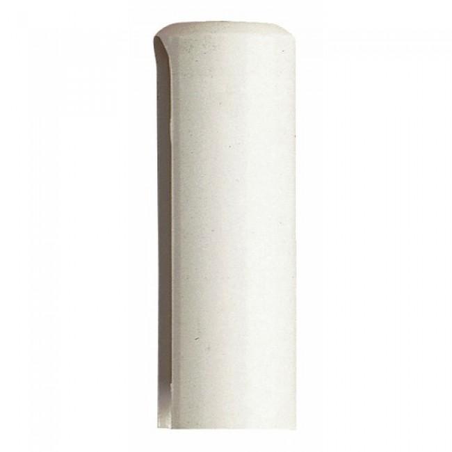 Demi cache-fiches nylon GC 838 pour fiches Exacta 495-diamètre 20 mm OTLAV