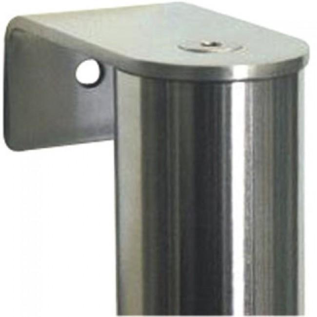 Embouts pour tube inox Météore - diamètre 42 et 48 mm - 4 pièces IGS