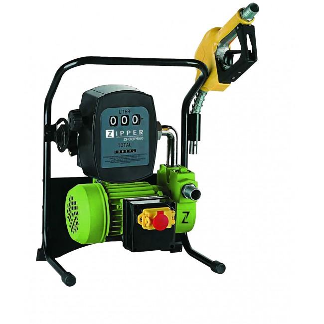 Pompe pour gasoil - fuel électrique- DOP600 ZIPPER