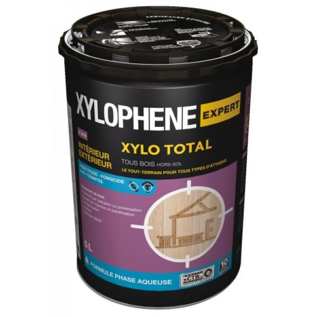 Traitement insecticide - fongicide - pour bois - Expert Xylo Total Xylophène