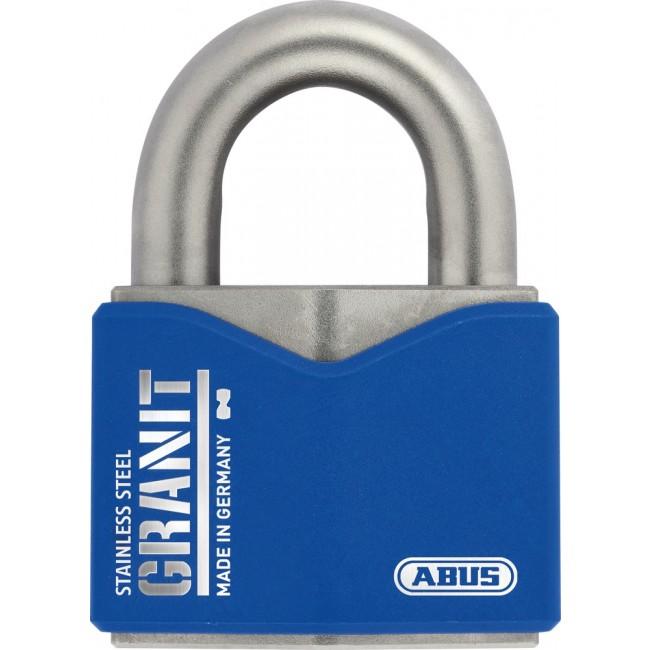 Cadenas - tout inox - protection optimale - 55 mm - Granit 37ST/55 ABUS