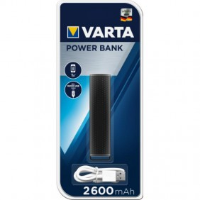 Batterie rechargeable Power Bank 2600 mAh VARTA