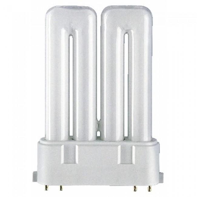 Lampe fluocompacte Dulux F - culot 2G10