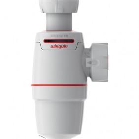 Siphon de lavabo - anti-vide intégré - Neo Air System WIRQUIN PRO