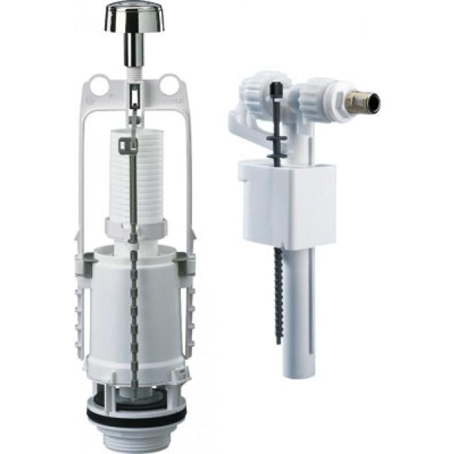 M canisme chasse d 39 eau switch 22a et robinet flotteur 95l siamp bricozor - Regler flotteur chasse d eau ...