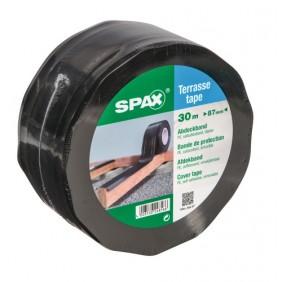 Bande d'étanchéité - pour construction terrasses - auto adhésive SPAX
