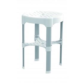 Tabouret - avec assise ronde - réglable en hauteur KDesign