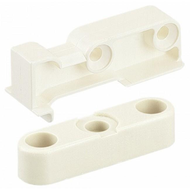 Kit clips pour coulisses à billes Quadro HETTICH