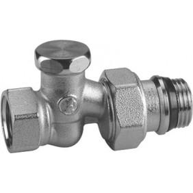 Corps de robinet thermostatique droit r422tg filetage 12x17 giacomini bricozor - Reglage robinet thermostatique ...