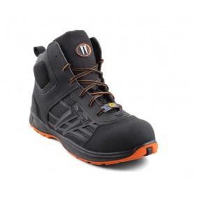 Chaussures de sécurité - hautes - Neptune S3 AN HI CI SRA ESD GASTON MILLE