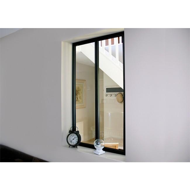 Kit verrière intérieure avec vitrage - 2 panneaux Kit Atelier