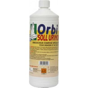 Déboucheur professionnel pour urinoir - Orbi Soll Urinoir ORBI