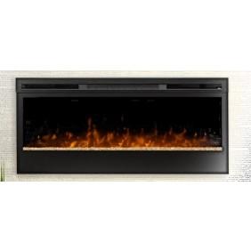 Cheminée décorative - optiflame - électrique - Synergy Noir 1250w GLEN DIMPLEX