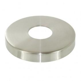 Cache embase - diamètre 105 mm - poteau garde-corps - inox Design Production