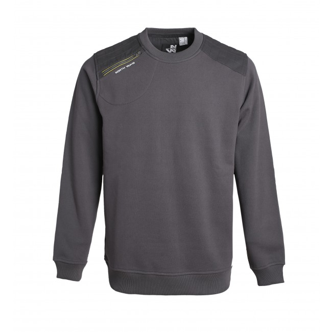 Pull col rond pour homme - Leon NORTH WAYS
