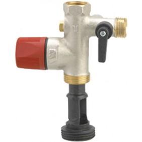 Groupe de sécurité pour chauffe-eau faible capacité - MF 15x21 - NA53 ORKLI