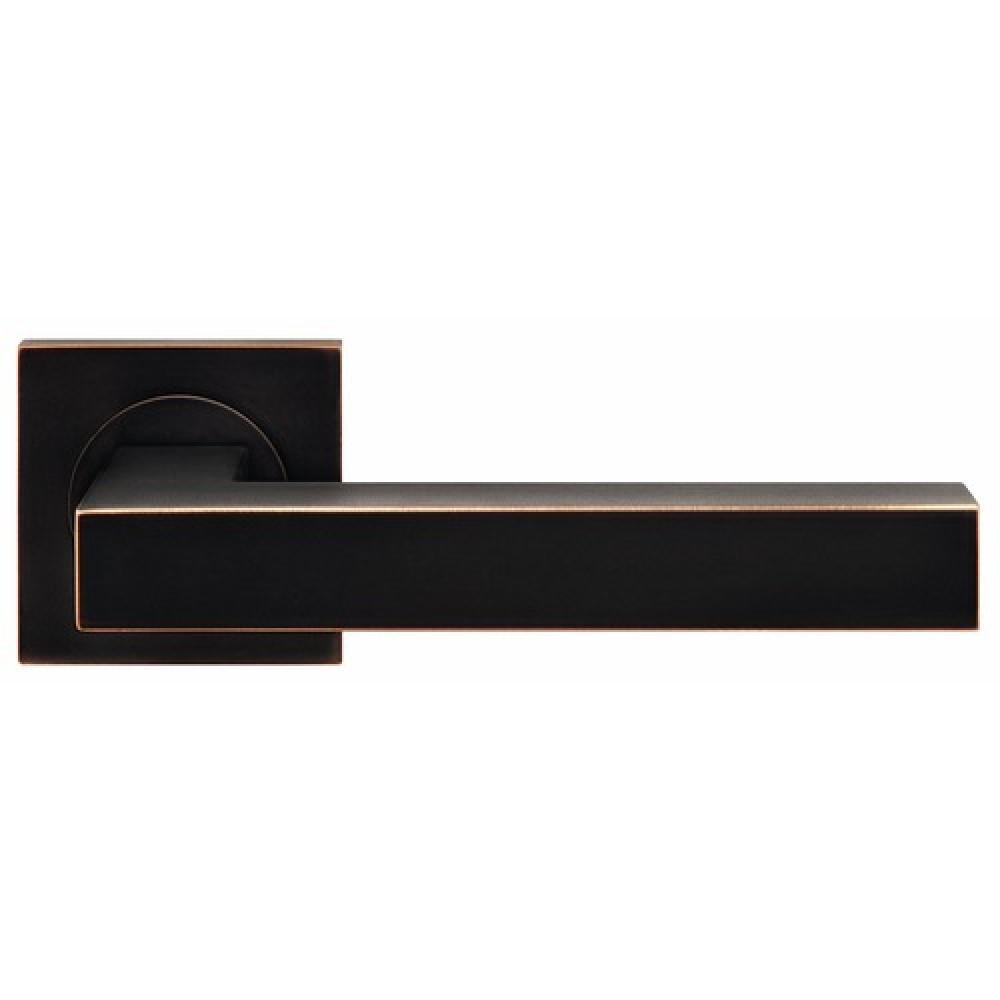 poign es de portes sur rosaces bronze antique seattle er 46q 81 karcher design bricozor. Black Bedroom Furniture Sets. Home Design Ideas