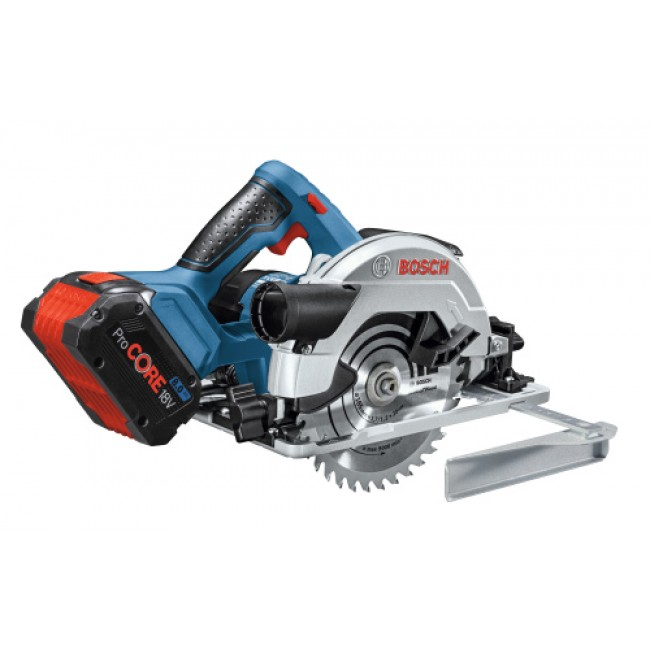 Scie circulaire 18V 2x5Ah - GKS-57G BOSCH