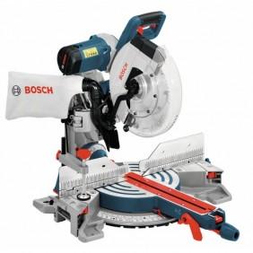Scie à onglet radiale 305mm 2000W GCM 12 GDL - coffret L-BOXX BOSCH