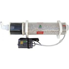 Neutraliseur de condensats pour chaudière au sol fioul