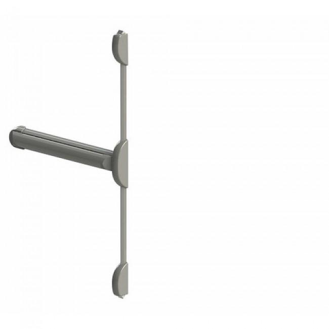 Serrure antipanique 3 points - touch bar - coupe feu - TP 300 DOM