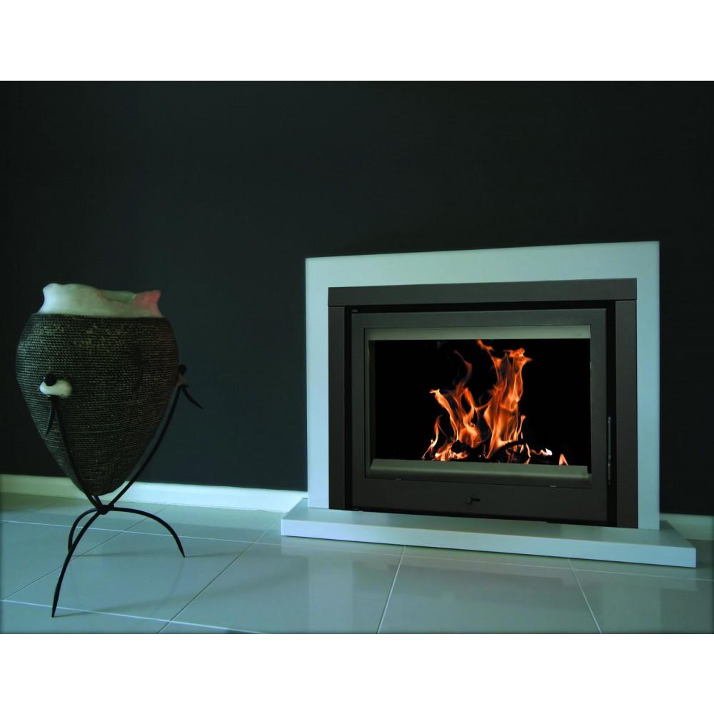 insert bois pour surface 120 m2 l70 5 x p45 x h51 5. Black Bedroom Furniture Sets. Home Design Ideas