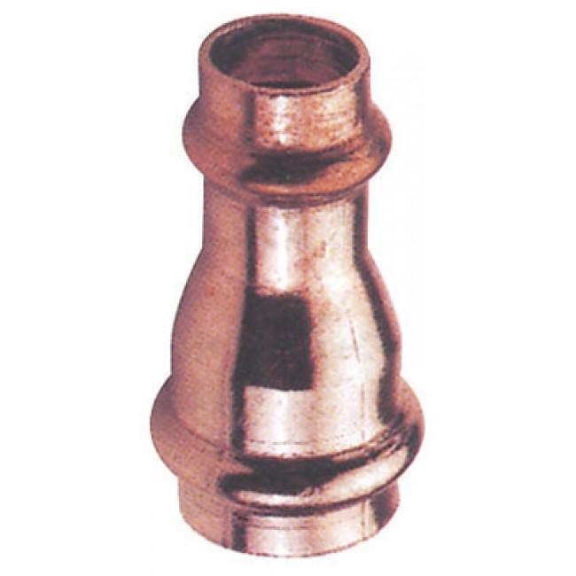 Réduction cuivre femelle / femelle à sertir VIEGA
