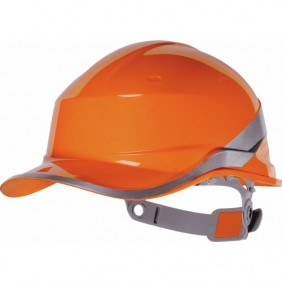 Casque de chantier fluo Basebal Diamond V VENITEX