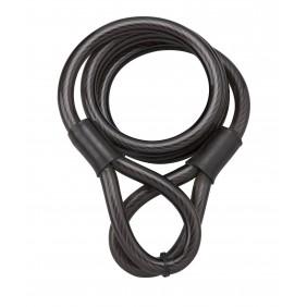 Câble antivol gainé PVC - diamètre 15 mm - 1,80 m - Twisty FTH THIRARD
